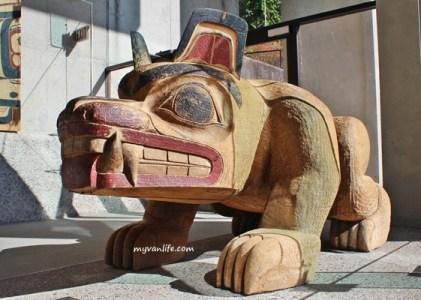 溫哥華旅遊|來溫哥華人類學博物館和原住民祖靈相會吧