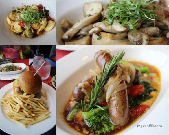 CN Tower Restaurant Food