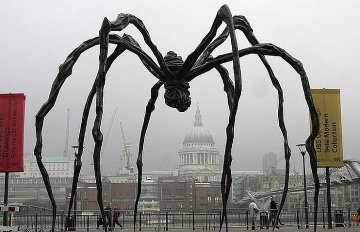倫敦Tate Modern (照片取自網路)