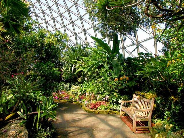 取自Bloedel Floral Conservatory網站