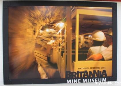 {溫哥華旅遊} 戴上頭盔,走一趟深入地下400公尺的礦坑