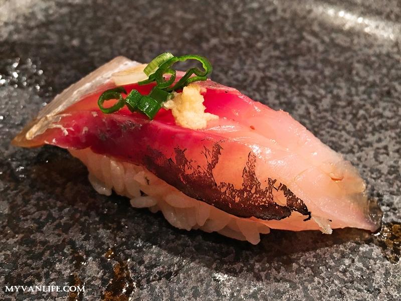 溫哥華美食|每一口都是來自日本的鮮甜,真海握壽司