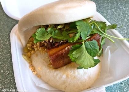 溫哥華美食|角落裡的台灣味:在百家店小吃街遇見刈包