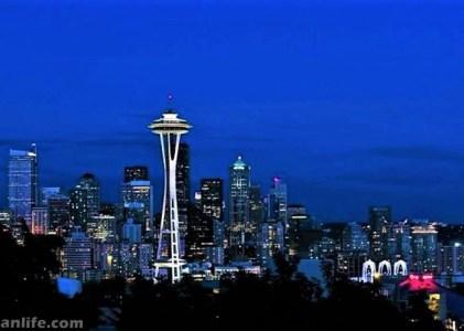 西雅圖旅遊|美加迷航記