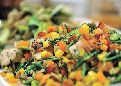溫哥華美食|海蘆筍,融合山與海的滋味於一身