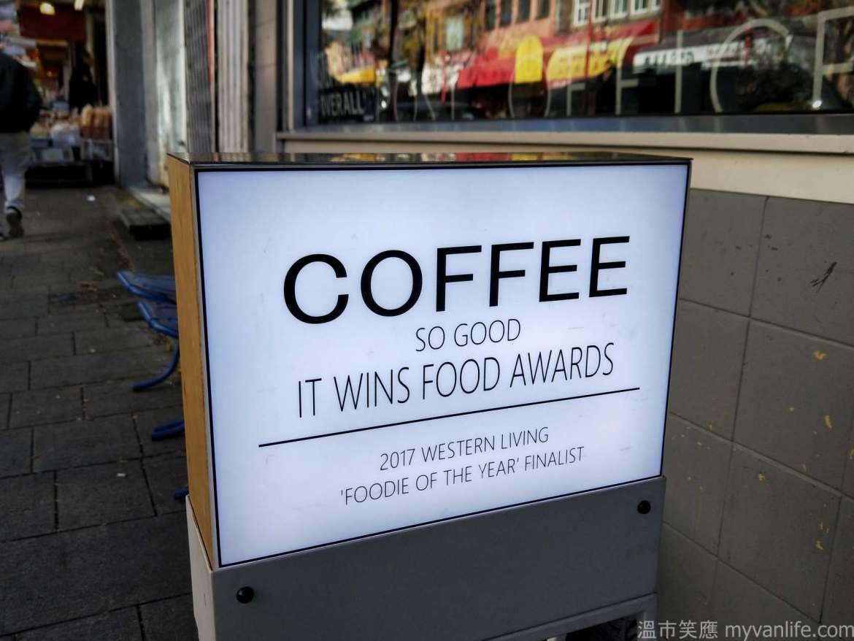 溫哥華美食|落髮、尋寶、咖啡因,三效合一的唐人街咖啡館