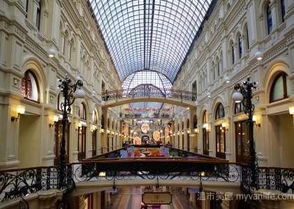 西伯利亞壯遊記|之五 莫斯科之城內城外買一回
