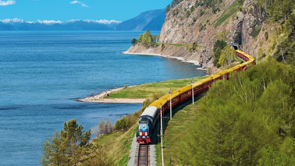 西伯利亞壯遊記|之一:出發了,六千里路的鐵道之旅
