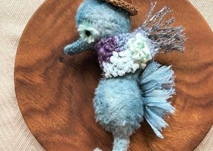 海爸收藏|亞得里亞海的藍色海馬