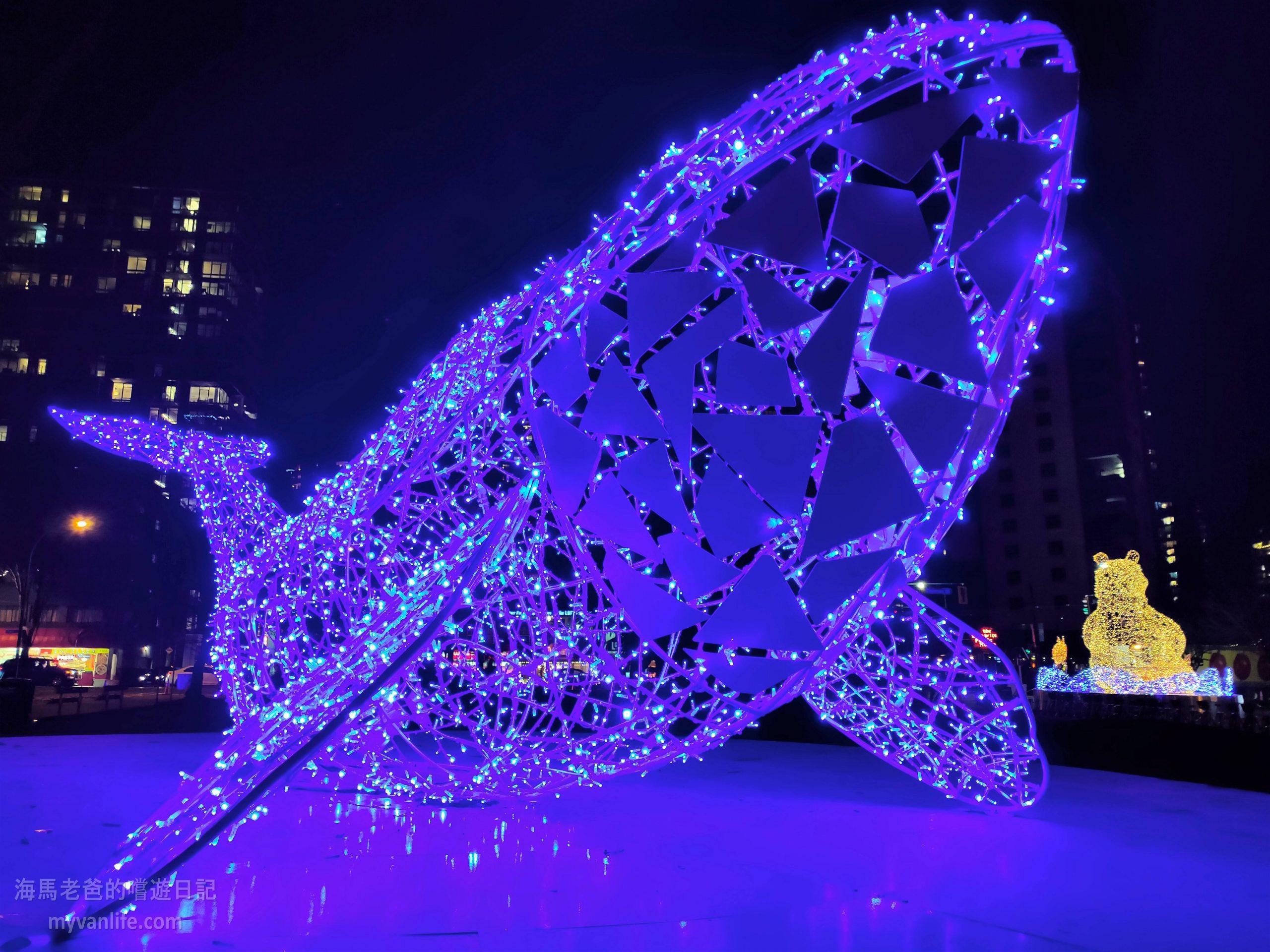 裩痾華聖誕節慶燈飾Illumiere