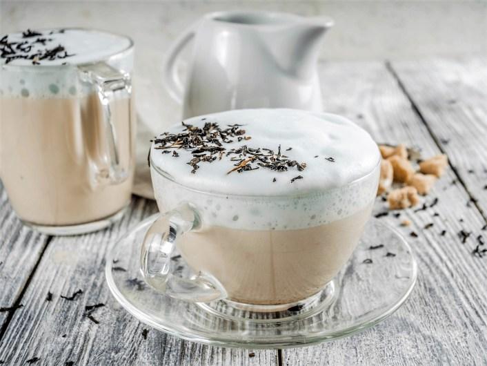 加拿大美食,溫哥華美食,London Fog,伯爵奶茶