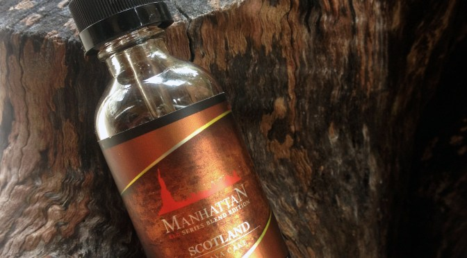 Scotland by Manhattan E-Liquid