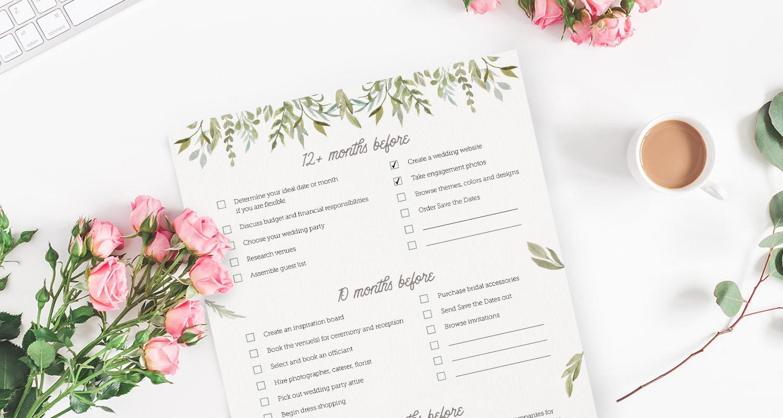 Free Printable Wedding Binder
