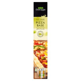Asda Chosen By You Easy Share Pizza Base My Vegan Supermarket