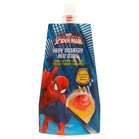 Marvel Ultimate Spider Man Easy Squeezy Red Icing