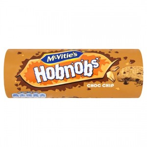 Mcvitie's Hobnob Chocolate Chip 300G