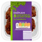 Sainsbury's Sweet Potato & Red Onion Bhaji 256g