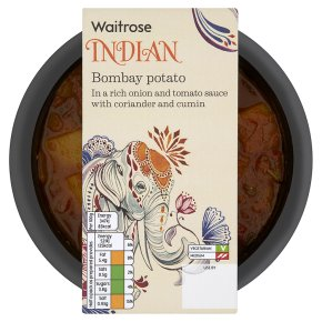 Waitrose Bombay potatoes 300g