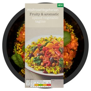 Waitrose Vegetable Tagine Cous Cous & Quinoa 390g