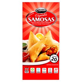 Cofresh Hand Made Vegetable Samosas