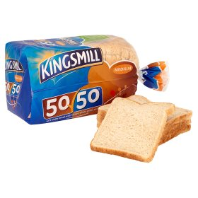 Kingsmill 50:50 Medium Sliced Loaf
