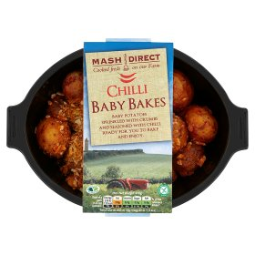 Mash Direct Chilli Baby Bakes Potatoes