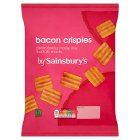 Sainsbury's Bacon Crispies 140g