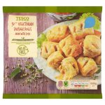 tesco mini vegetarian sausage rolls