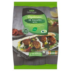 ASDA Chosen by You Vegetarian Falafel Bites