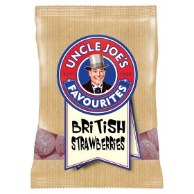Uncle Joe's Favourites British Strawberries