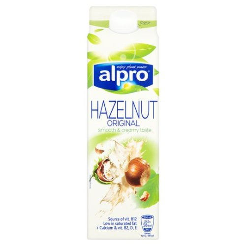 Alpro Fresh Hazelnut Milk Alternative 1 Litre