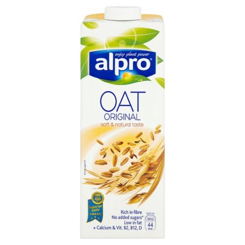 Alpro Longlife Oat Drink Alternative 1 Litre
