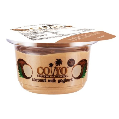 Coyo Yoghurt Coconut Milk Raw Chocolate 125G