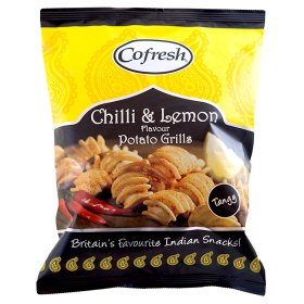 Cofresh Chilli & Lemon Flavour Potato Grills