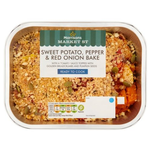 Morrisons Sweet Potato Bake 400g