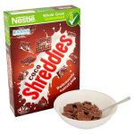 chocolate shreddies
