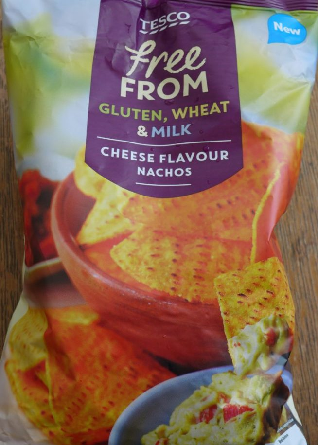 tesco cheese nachos 2