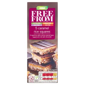 asda-free-from-caramel-rice-squares