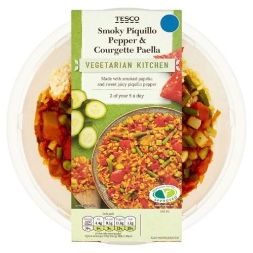 tesco-smoky-pepper-and-courgette-paella-400g