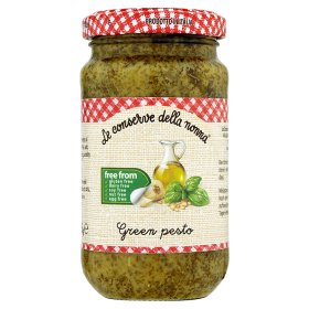 Le Conserve della Nonna Free From Green Pesto