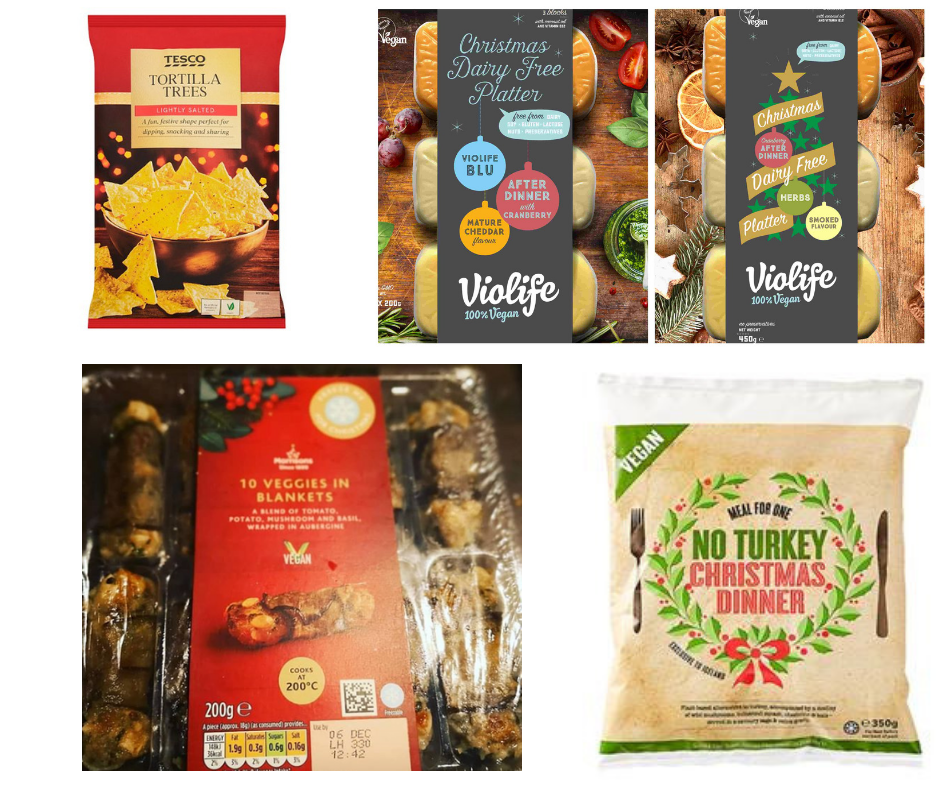 Top 10 Savoury Vegan Christmas Finds 2018