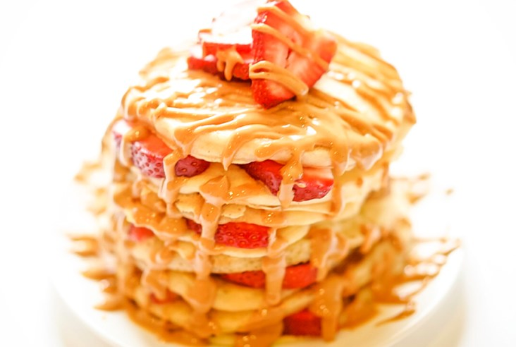 Vegan Gluten Free Pancakes Healthy Recipe #myvegetarianfamily