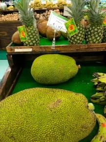 Young Whole Jackfruit #myvegetarianfamily