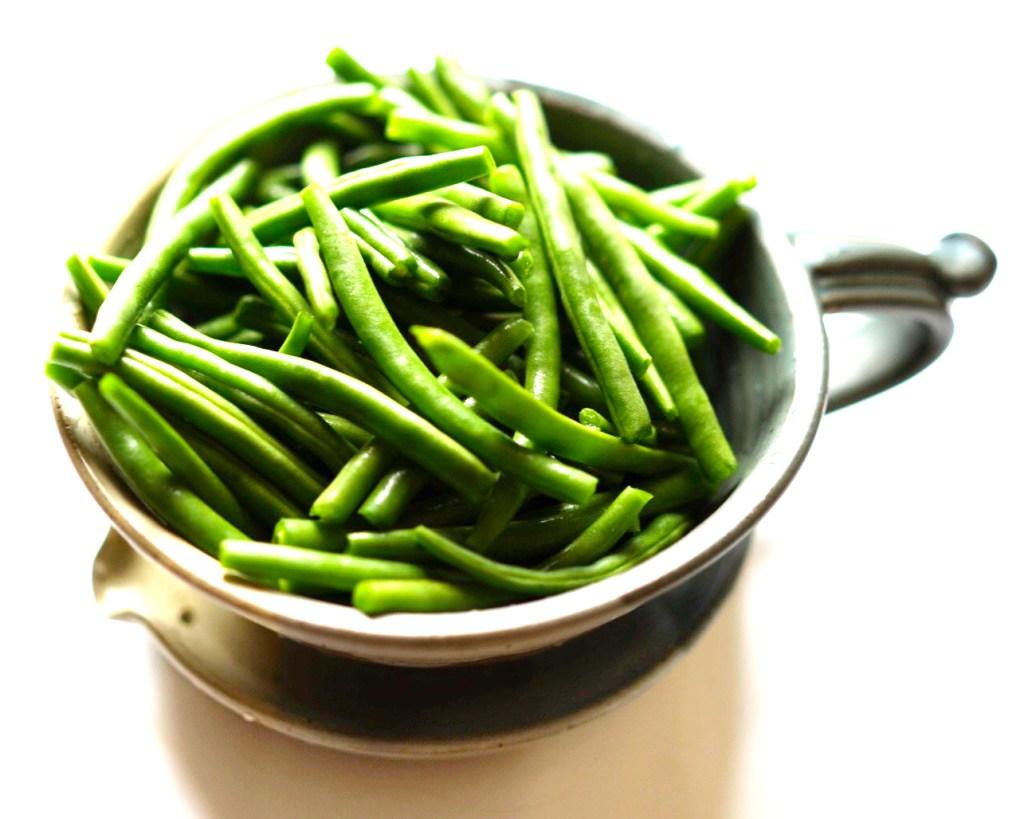 Green Beans in Air Fryer Recipe #myvegetarianfamily