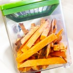 Sweet Potatoe Fries Air Fryer Recipe
