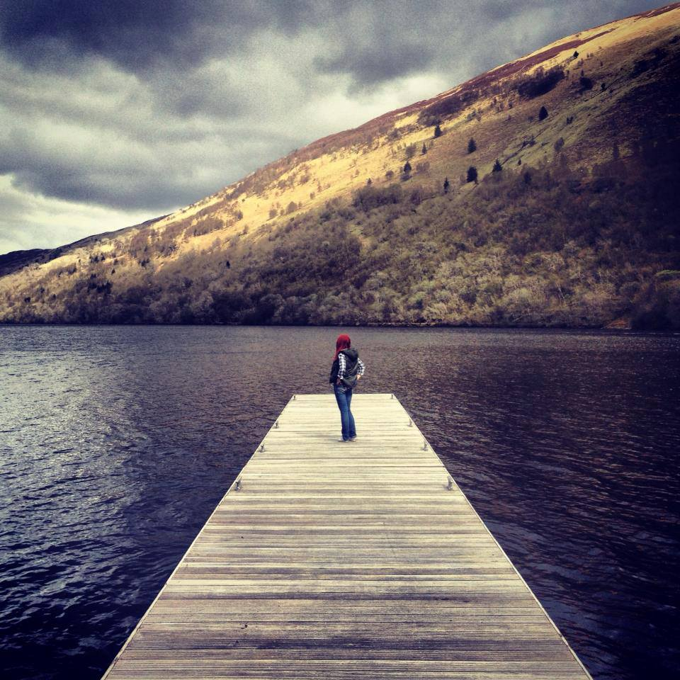 scotland deck