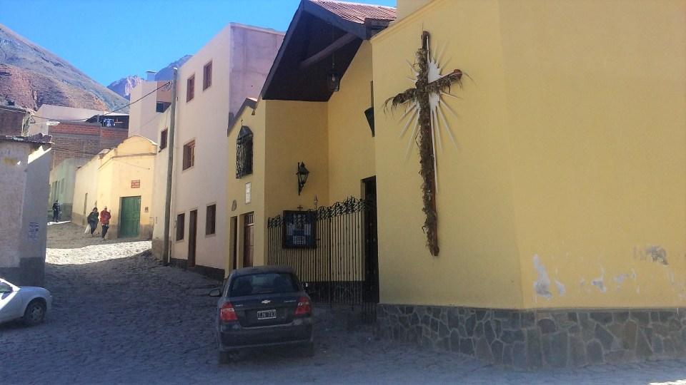iruya church