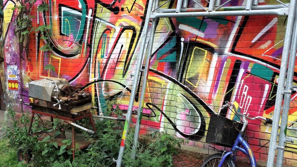 graffiti copenhagen