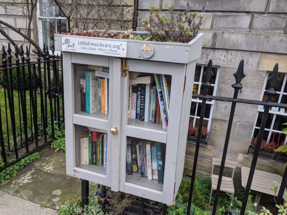 little library edinburgh