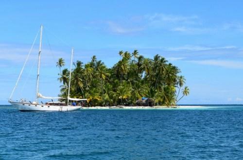 Sailing Colombia to Panama